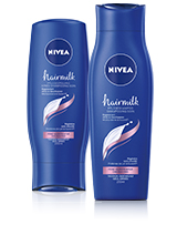 NIVEA Hairmilk Collection